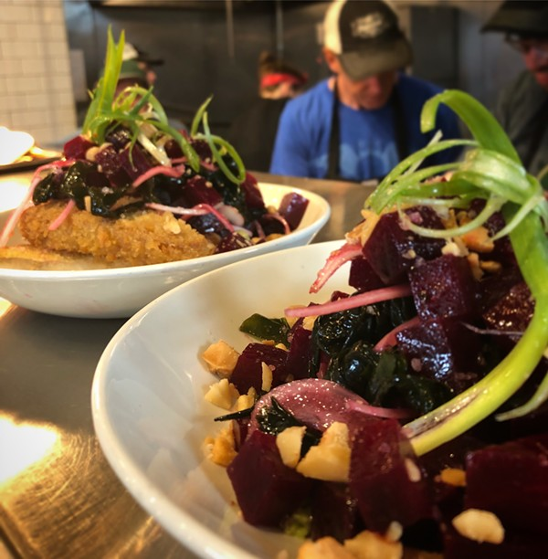 Beet Poke - COURTESY PHOTO
