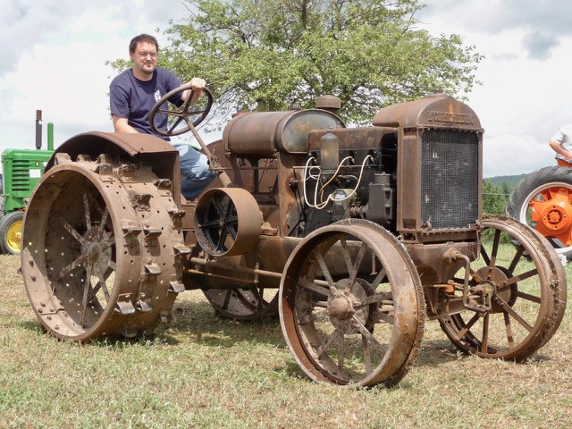 31st Annual Show of the Northern  Michigan Antique-Flywheelers Club, July 26-29, Boyne Falls. - COURTESY PHOTO