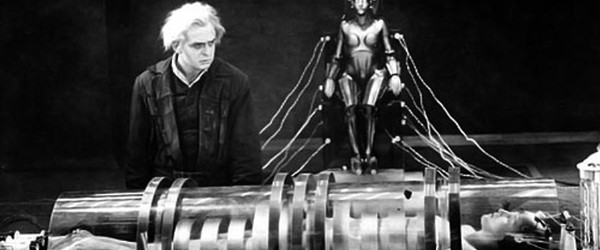 The 1927 German film 'Metropolis' is ranked among films influencing the Star Wars universe. - FROM THE 1927 FILM 'METROPOLIS'