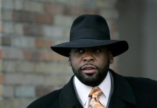 Ex-Detroit mayor Kwame Kilpatrick. - FACEBOOK, FREEDOM AND JUSTICE TRUST