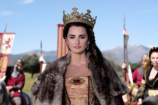 Penelope Cruz in The Queen of Spain.. - COURTESY PHOTO