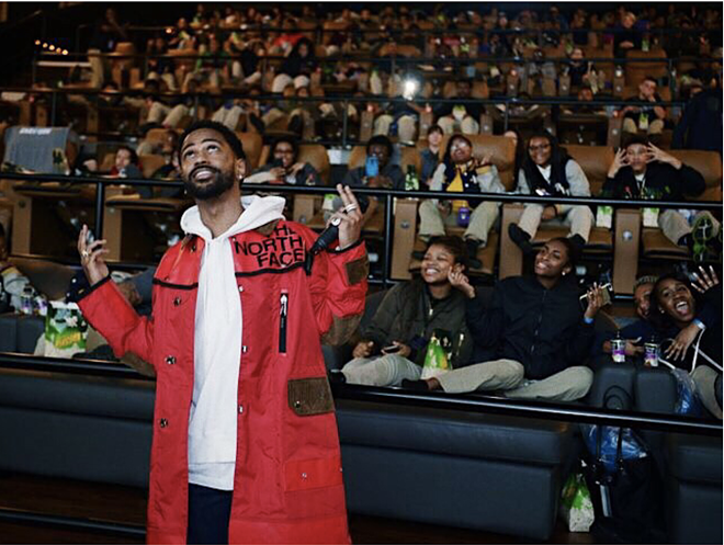 PHOTO VIA ARTIST'S INSTAGRAM, @BIGSEAN