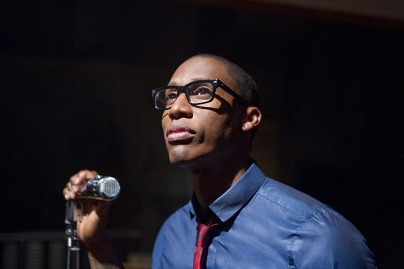 RAPHAEL SAADIQ, PHOTO VIA FACEBOOK