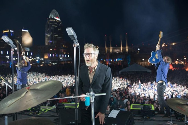 The National - PHOTO VIA ARTISTS OFFICIAL FACEBOOK