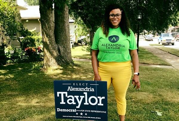 Alexandria Taylor.