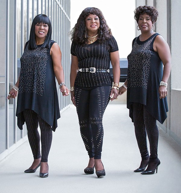 Martha Reeves and the Vandellas, 2017 - PHOTO BY MONICA MORGAN.