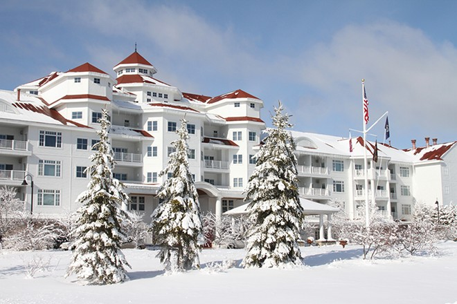 The Inn at  Bay Harbor. - COURTESY PHOTO