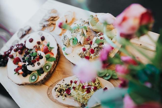 Plant-based deliciousness - PHOTO VIA PLANTHAROPIE'S FACEBOOK