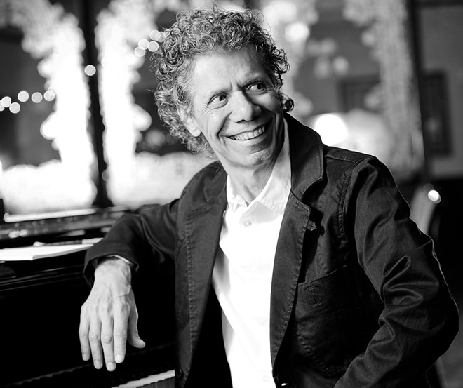 Chick Corea. - COURTESY PHOTO