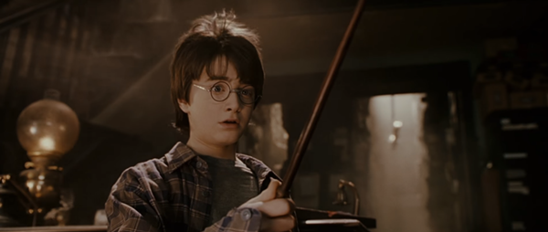 """Warner Bros. - SCREEN GRAB, """"HARRY POTTER AND THE DEATHLY HALLOWS"""" TRAILER"""