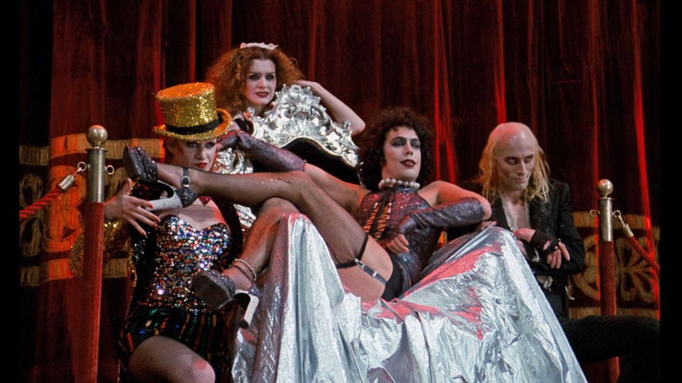 The Rocky Horror Picture Show, Saturday, Oct. 20, Michigan Theater. - COURTESY PHOTO