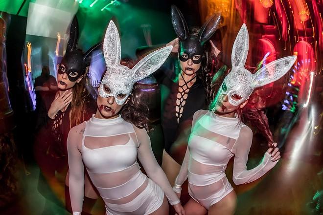 Monster's Ball, Friday, Oct. 26, the Fillmore. - MARC NADER