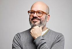 David Cross. - DANIEL BERGERON