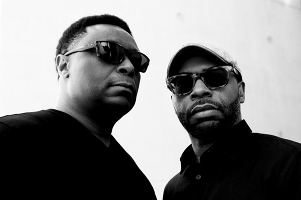 Octave One - PHOTO BY MARIE STAGGAT