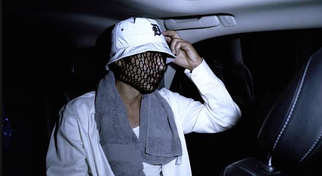 A brilliant mind lurks behind the disguise. - FACEBOOK, MOODYMANN