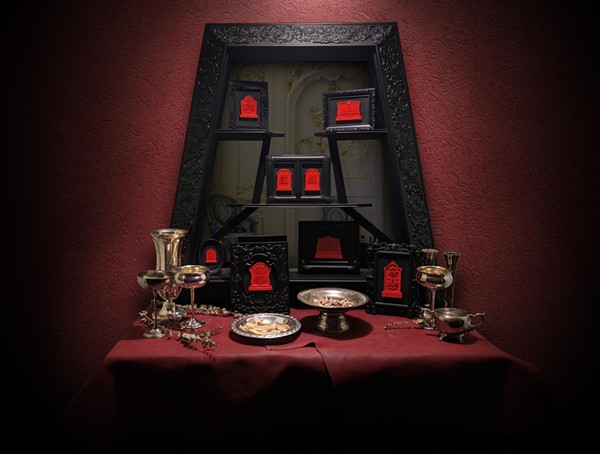 """Altar,"" Red Devil Made This. - COURTESY PHOTO"
