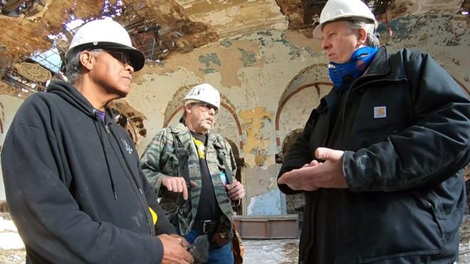 CHMBC Deacon Hudson, Contractor Ellis and F.O.G. Team Lead Early - MARGARET SAADI KRAMER