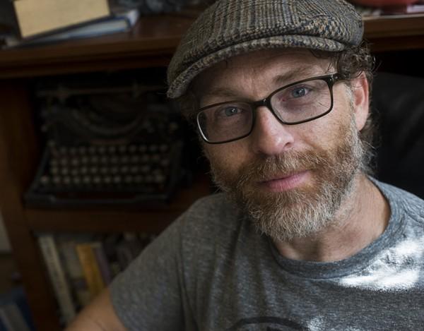 Steve Neavling, aka the Motor City Muckraker. - DAN LIPPITT
