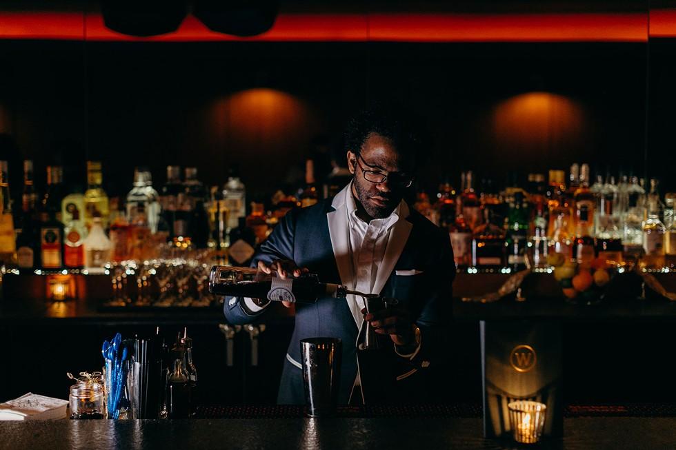 Willis Show Bar. - JESSE DAVID GREEN