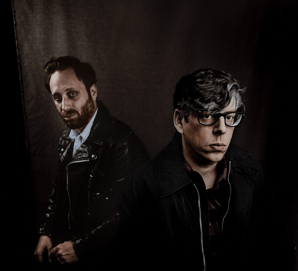 The Black Keys. - ALYSSE GAFKJEN