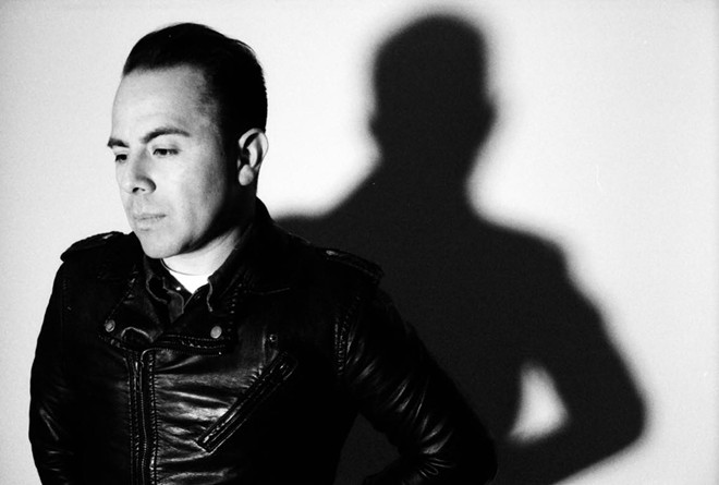 Silent Servant is a regular at Berlin's notorious Berghain. - COURTESY OF BACKSTREET AT LARGE MULTIPLEX