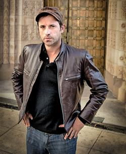 Bird Box author Josh Malerman. - DOUG COOMBE