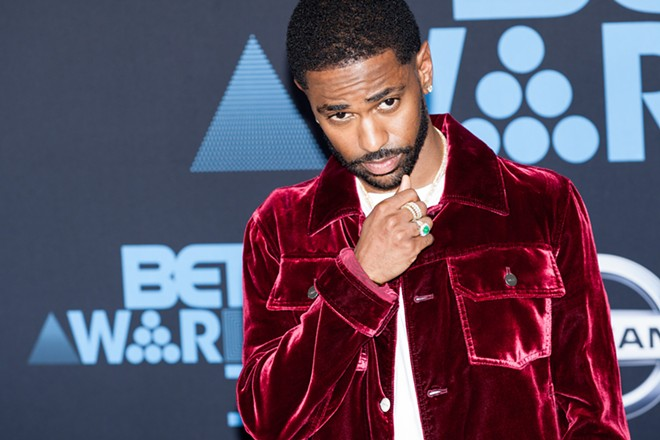 Big Sean. - JAMIE LAMOR THOMPSON / SHUTTERSTOCK.COM