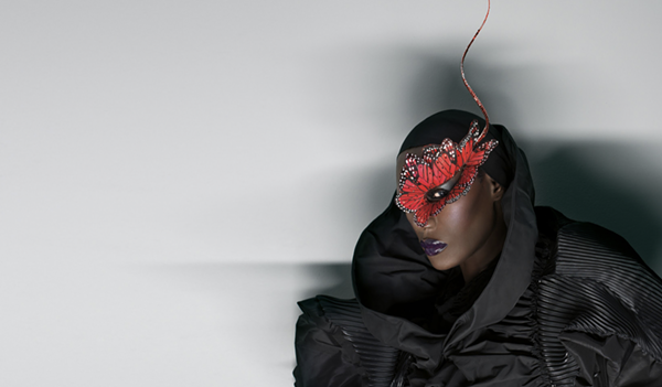 Grace Jones serving some looks. - COURTESY OF AEG PRESENTS