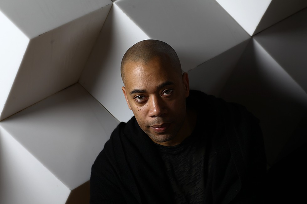 Carl Craig  Saturday, Stargate Stage, 9-11 p.m. - COURTESY OF PAXAHAU