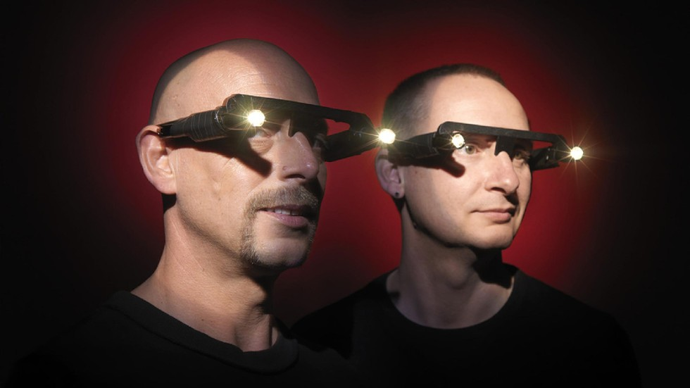 Orbital, Saturday, Movement Stage, 10:30 p.m.-midnight - COURTESY OF PAXAHAU