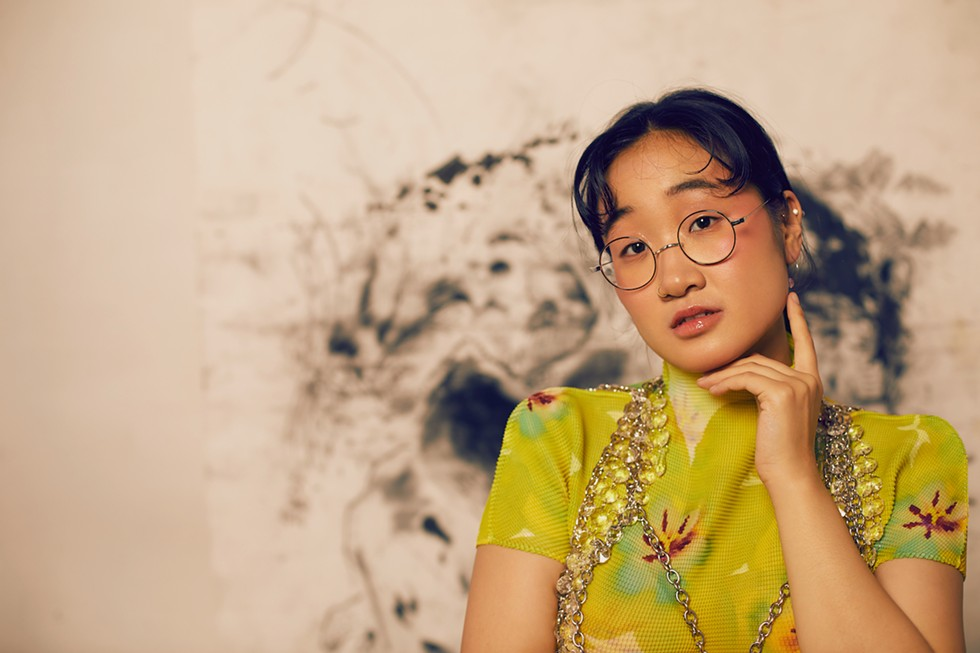 Yaeji  Monday, Red Bull Presents Stage, 10:30-11:45 p.m. - COURTESY OF PAXAHAU
