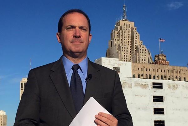 Former WDIV reporter Kevin Dietz. - KEVIN DIETZ / FACEBOOK