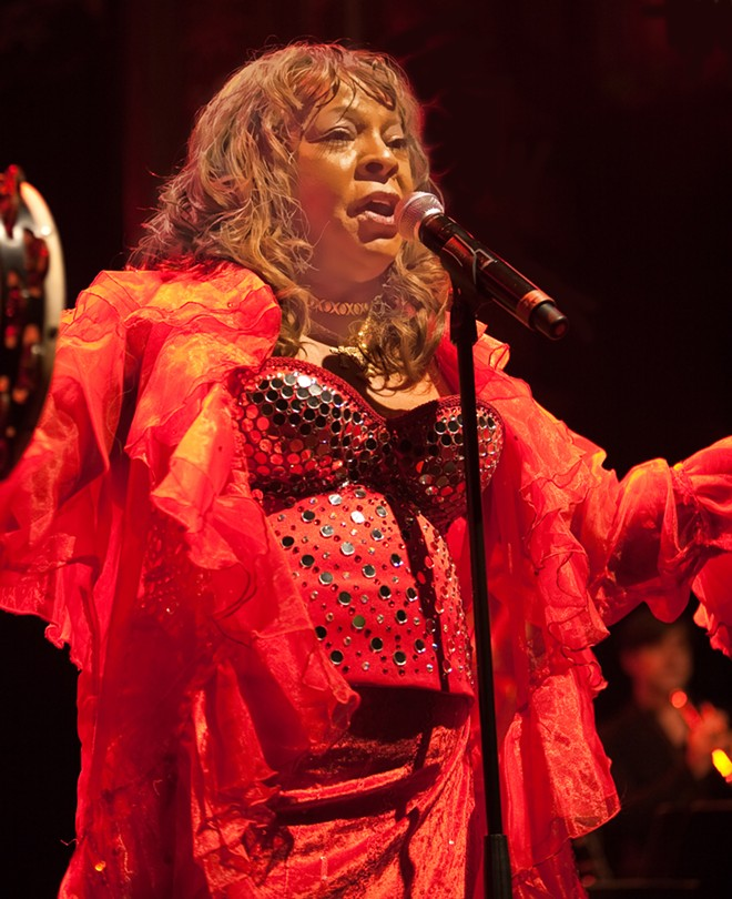 Martha Reeves. - BENGT NYMAN/FLICKR/CC BY 2.0