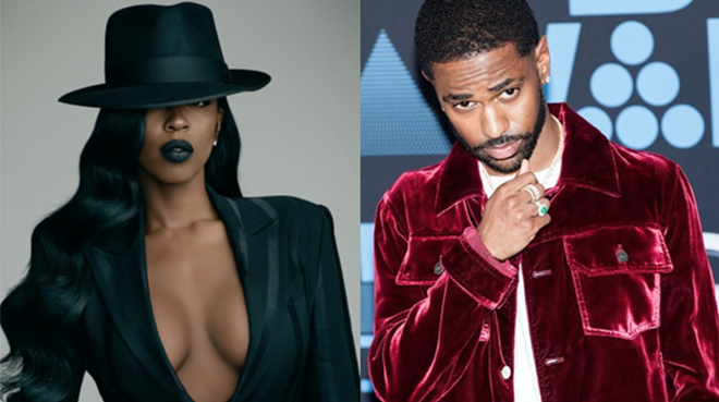 Kash Doll and Big Sean. - REPUBLIC RECORDS / JAMIE LAMOR THOMPSON / SHUTTERSTOCK.COM