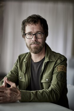 Ben Folds, the writer. - JOE VAUGHN