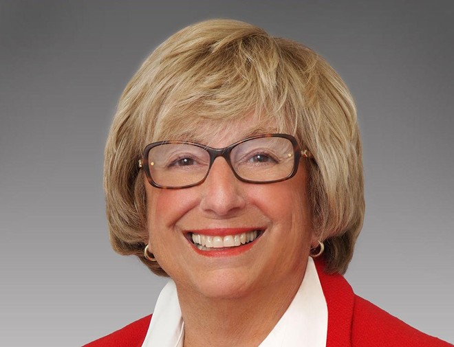 Oakland County Commissioner Shelley Goodman Taub. - OAKLAND COUNTY GOVERNMENT