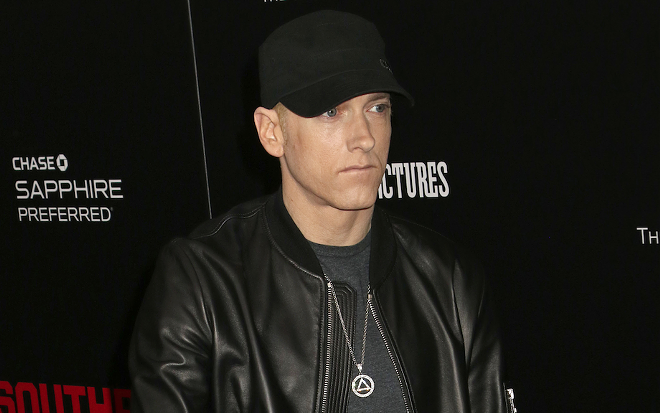 Eminem. - JSTONE / SHUTTERSTOCK
