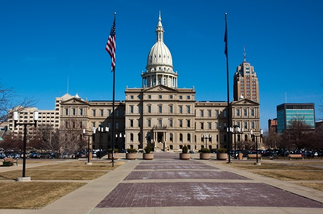 Michigan state legislators have been unwilling to make the tough choice to raise taxes to boost much-needed revenues. - ADOBE STOCK