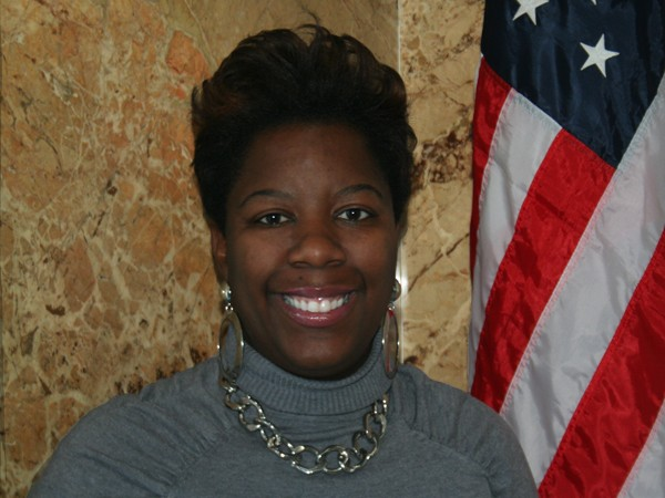 Clerk Sherikia L. Hawkins. - CITY OF PONTIAC