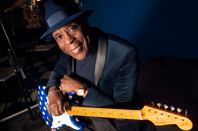 Buddy Guy. - PAUL NATKIN