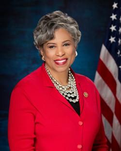 U.S. Rep. Brenda Lawrence. - CONGRESS