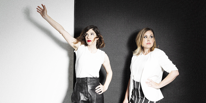 Rock icons Sleater-Kinney head to Detroit's Majestic Theatre — without longtime drummer