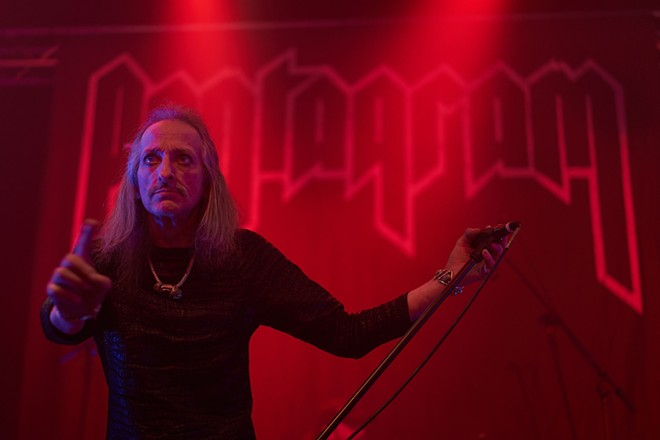 Pentagram frontman Bobby Liebling. - DENIS BARTHEL/WIKIPEDIA COMMONS