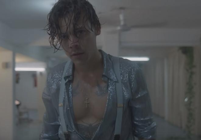 Mr. Harry Styles. - SCREEN GRAB/YOUTUBE