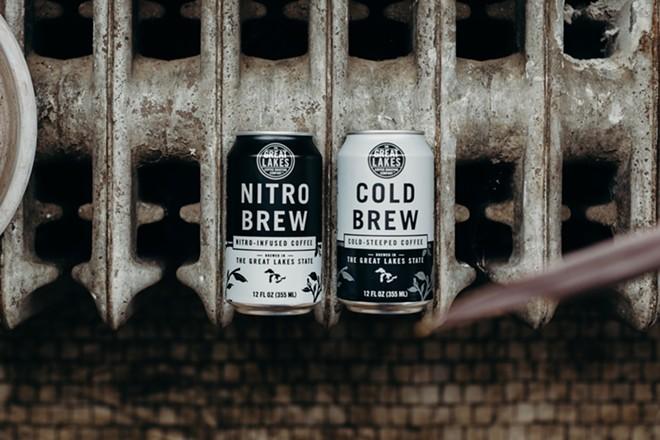 COURTESY OF GREAT LAKES COFFEE ROASTING COMPANY