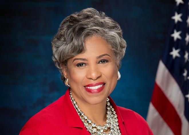 U.S. Rep. Brenda Lawrence. - COURTESY OF HOUSE OF REPRESENTATIVES