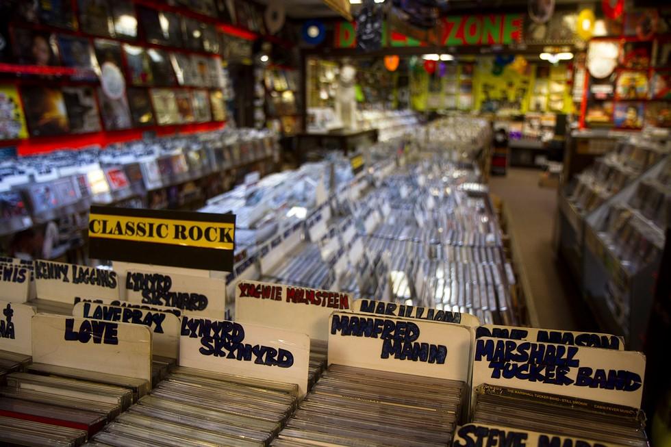 Melodies & Memories, 23013 Gratiot Ave., Eastpointe; 586-774-8480; melodies-memories.business.site. - STEVE NEAVLING