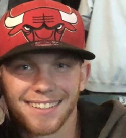 Devin Cronk, 22, of Allen Park. - DETROIT POLICE