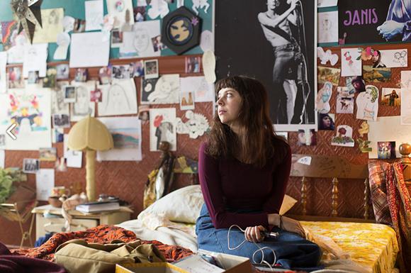 Bel Powley stars as Minnie Goetze in 'Diary of a Teenage Girl.' - COURTESY PHOTO