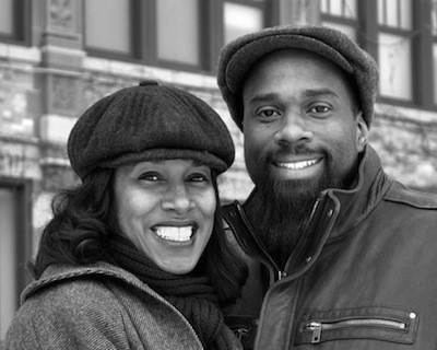 Husband-and-wife team Nicole Pitts and LaMar Williams are closer to their dreams becoming a reality. - PHOTO COURTESY MARIUCA ROFICK
